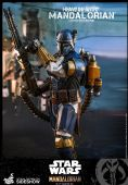 *Pre Order* Hot Toys 1:6 Star Wars The Mandalorian Heavy Infantry Mandalorian